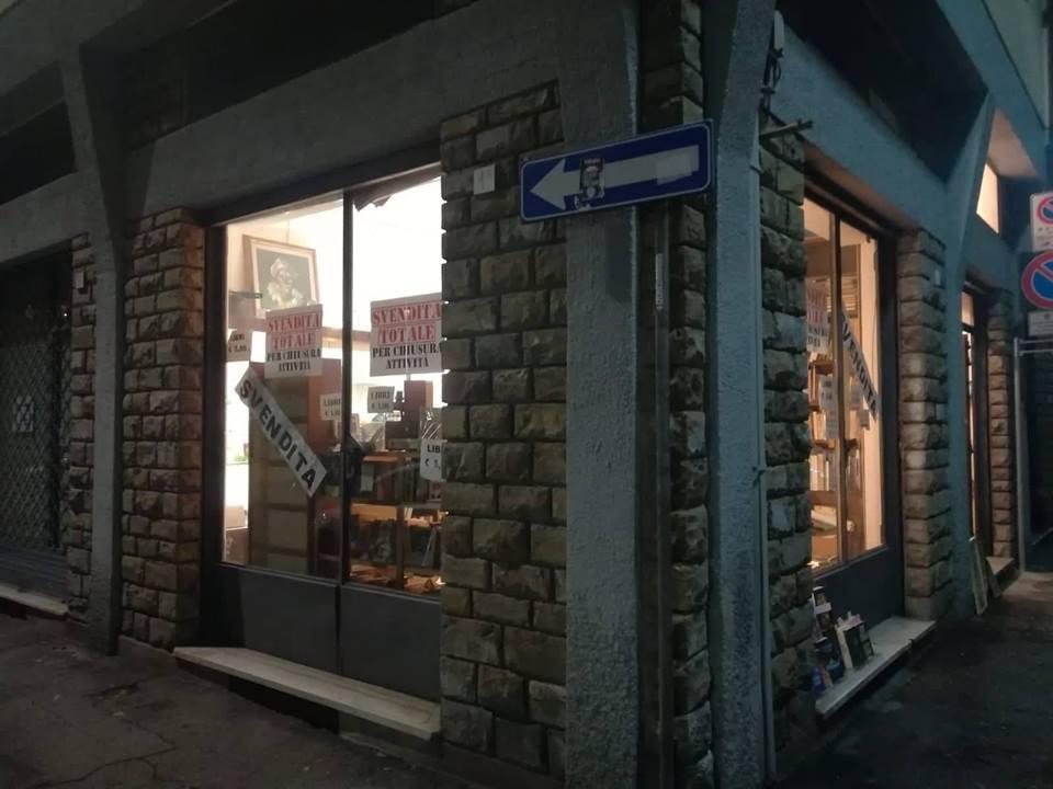 antiquariato via Carnesecchi